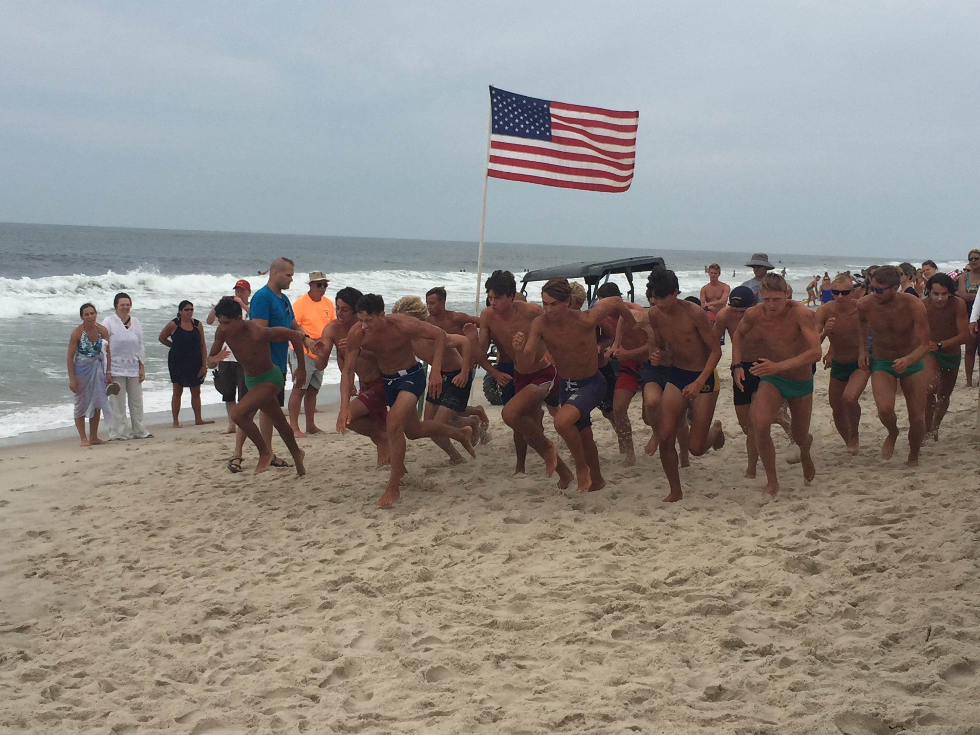 2018 Long Island Lifeguard Championship, July 2018
